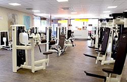Fitnessgeräte & Lounge in Wassenberg