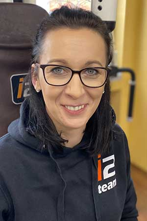Anna Dolowiec / Bereichsleitung Service