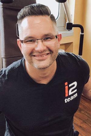 Dirk Hackbarth / Fitnesstrainer / Bereichsleitung Fitness