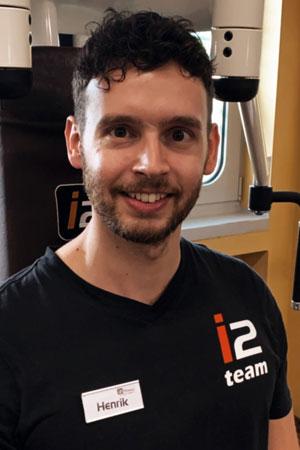 Henrik Marker / Fitnesstrainer