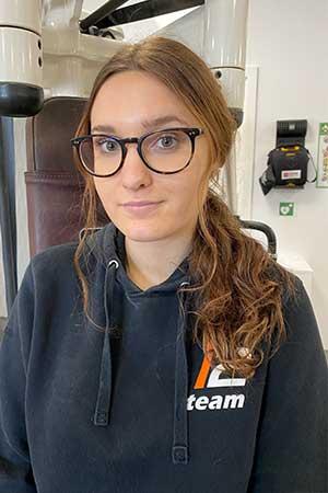 Leonie Schlößer / Azubi, Student Bachelor of Arts Fitnessökonomie