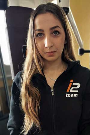 Natalia Kekenmeister / Fitnesstrainerin